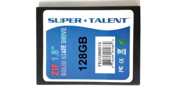 SuperTalent SSD