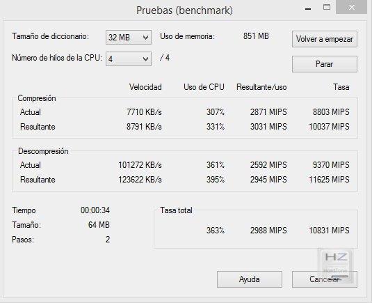 AMD A8-7650K con Dual Graphics (R7 240)