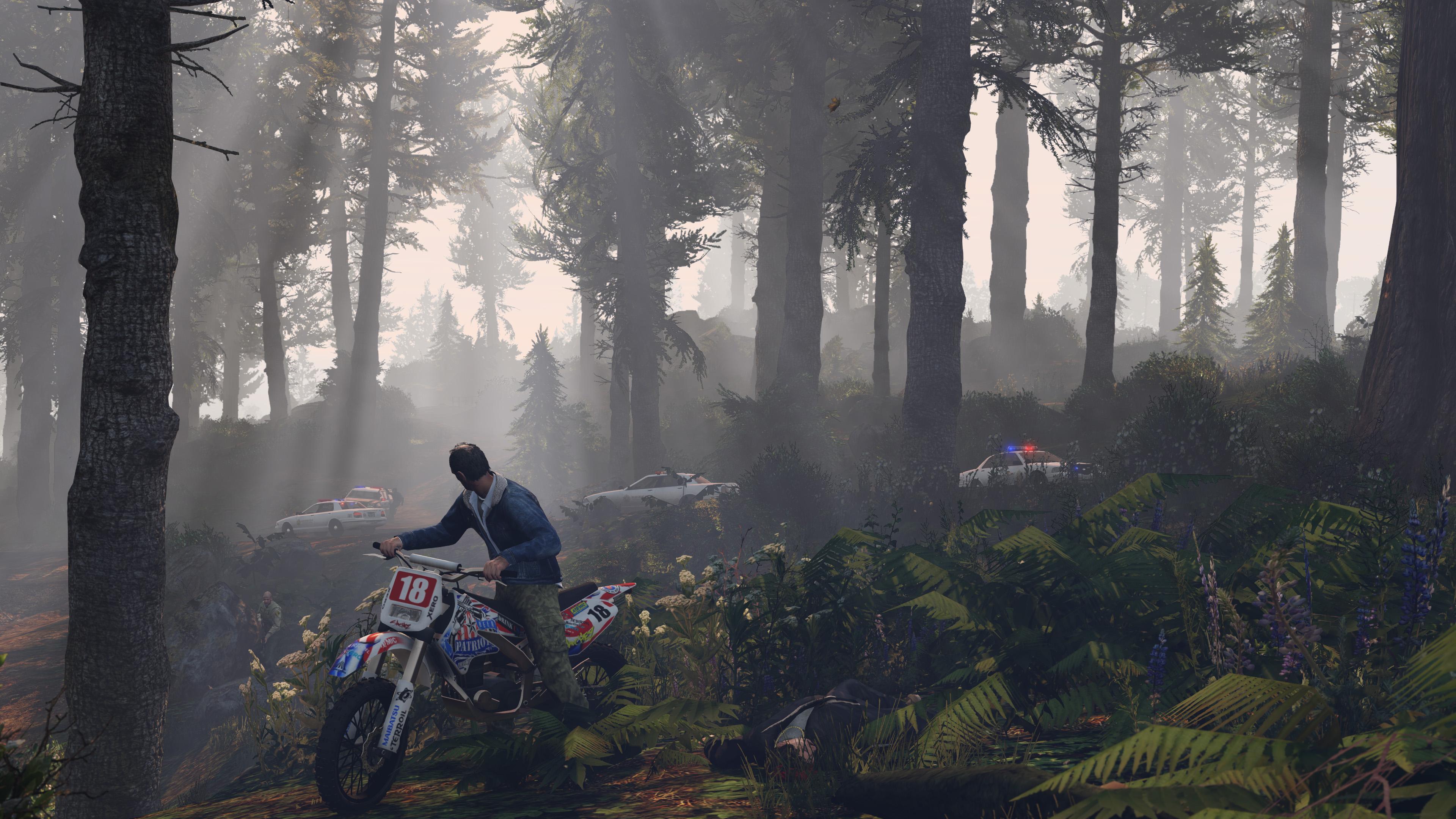 Ésto es lo que necesitas para jugar GTA V a 4K y 60 FPS