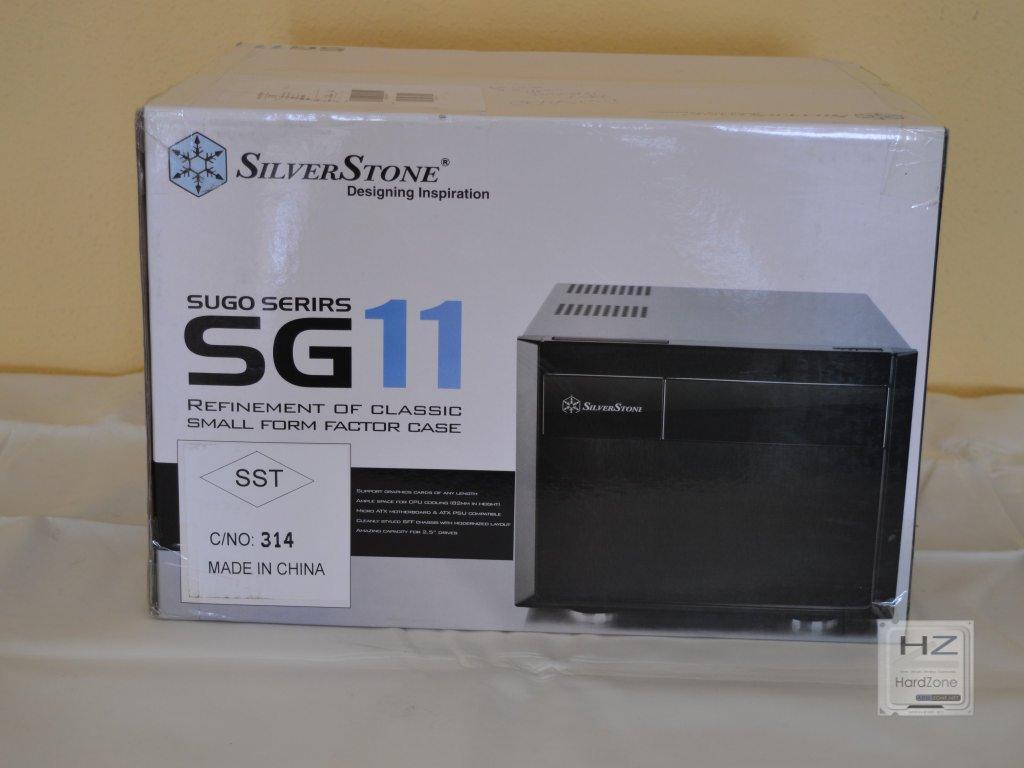 Silverstone Sugo SG11 -001
