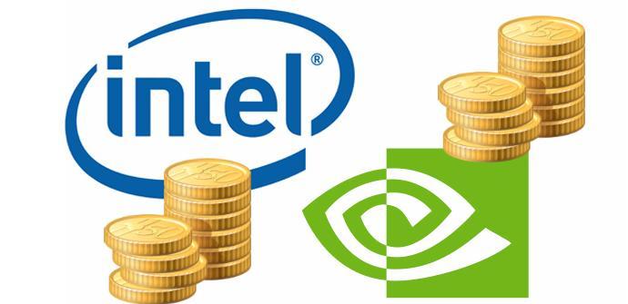 NVIDIA e Intel se alían para lanzar procesadores con iGPU integrada