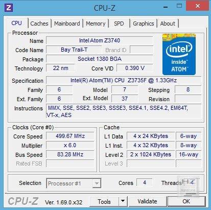 2.- CPU-Z