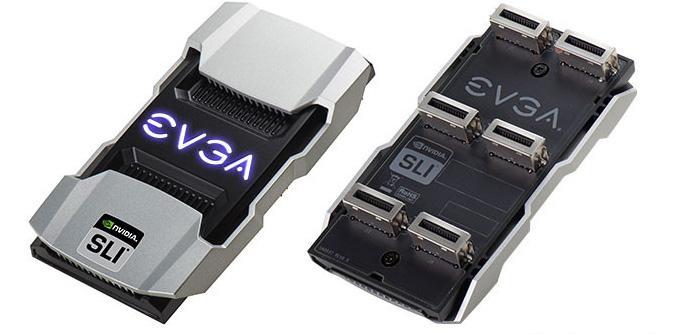 EVGA Pro SLI Bridge V2