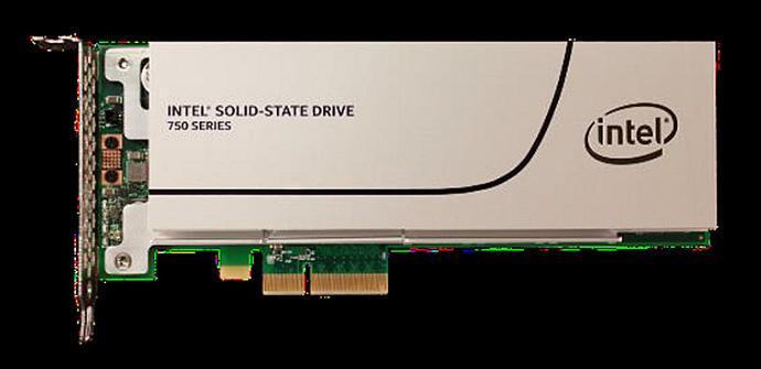 Los SSDs Optane 900P serán los sucesores de los Intel 750 Series