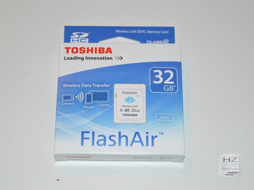 Toshiba FlashAir 32GB -001