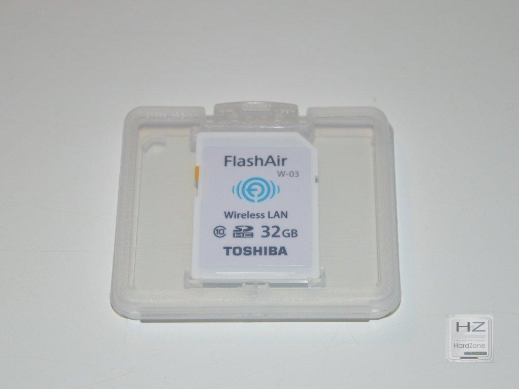 Toshiba FlashAir 32GB -005