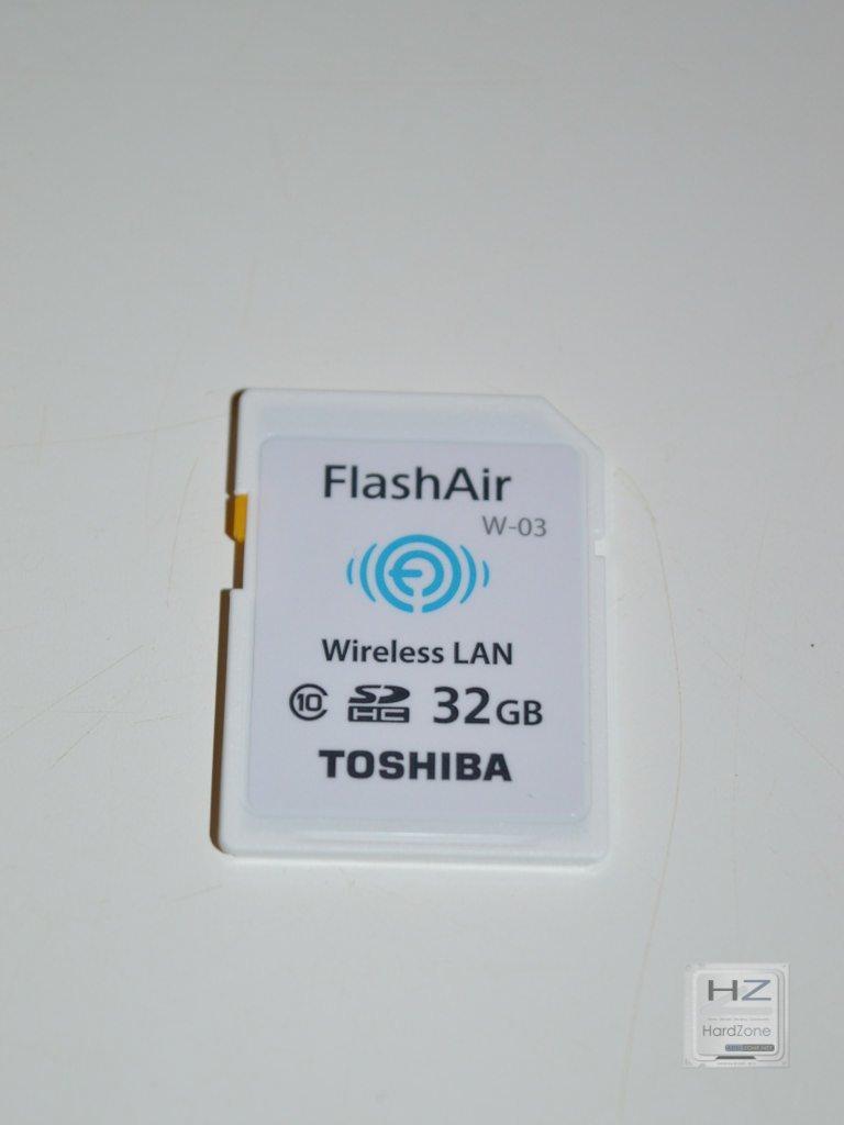 Toshiba FlashAir 32GB -007