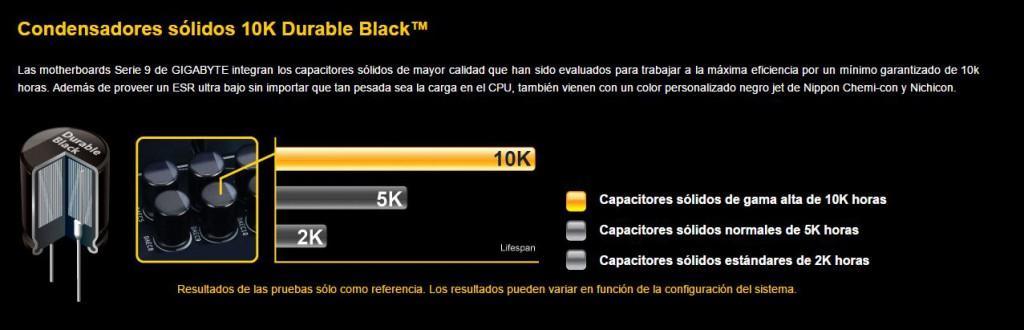 10k durable black