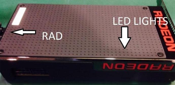 AMD Fiji XT Nueva
