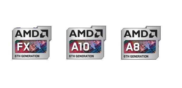 AMD Generations