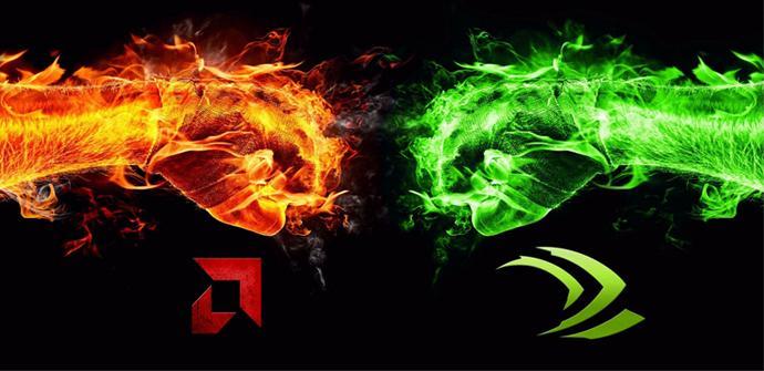 AMD sigue perdiendo terreno en el mercado de gráficas dedicadas
