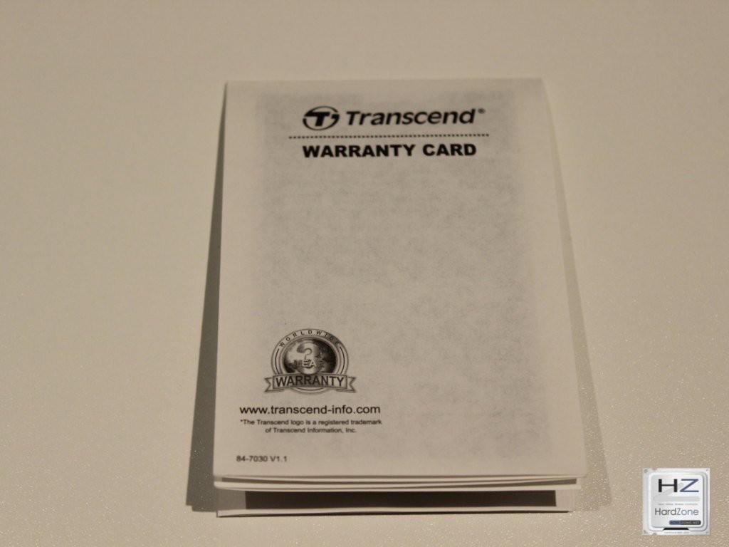 TRANSCEND MTS600-012