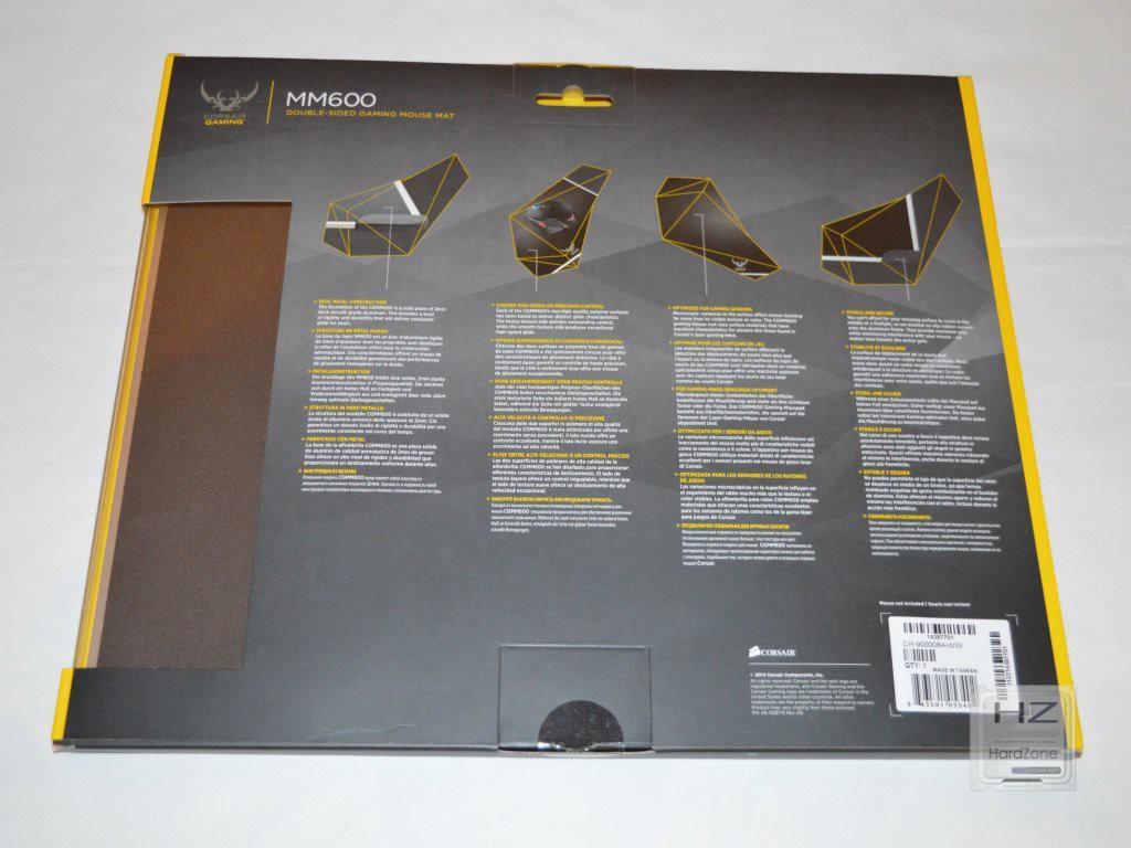 Corsair Gaming MM600 -004