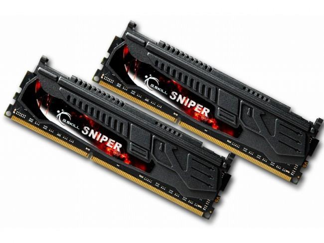 G Skill Sniper DDR3