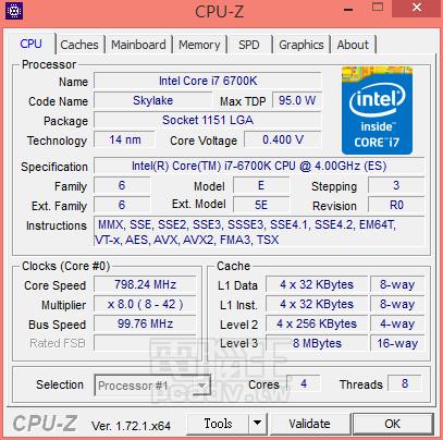 Intel-Core-i7-6700K-CPUz