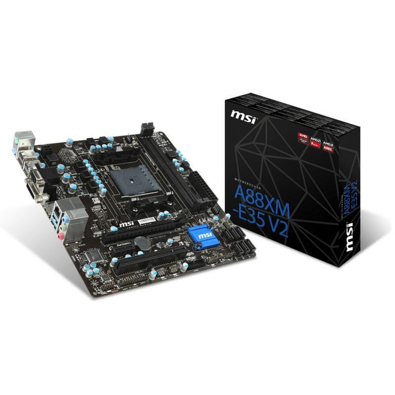MSI A88X-E35 V2