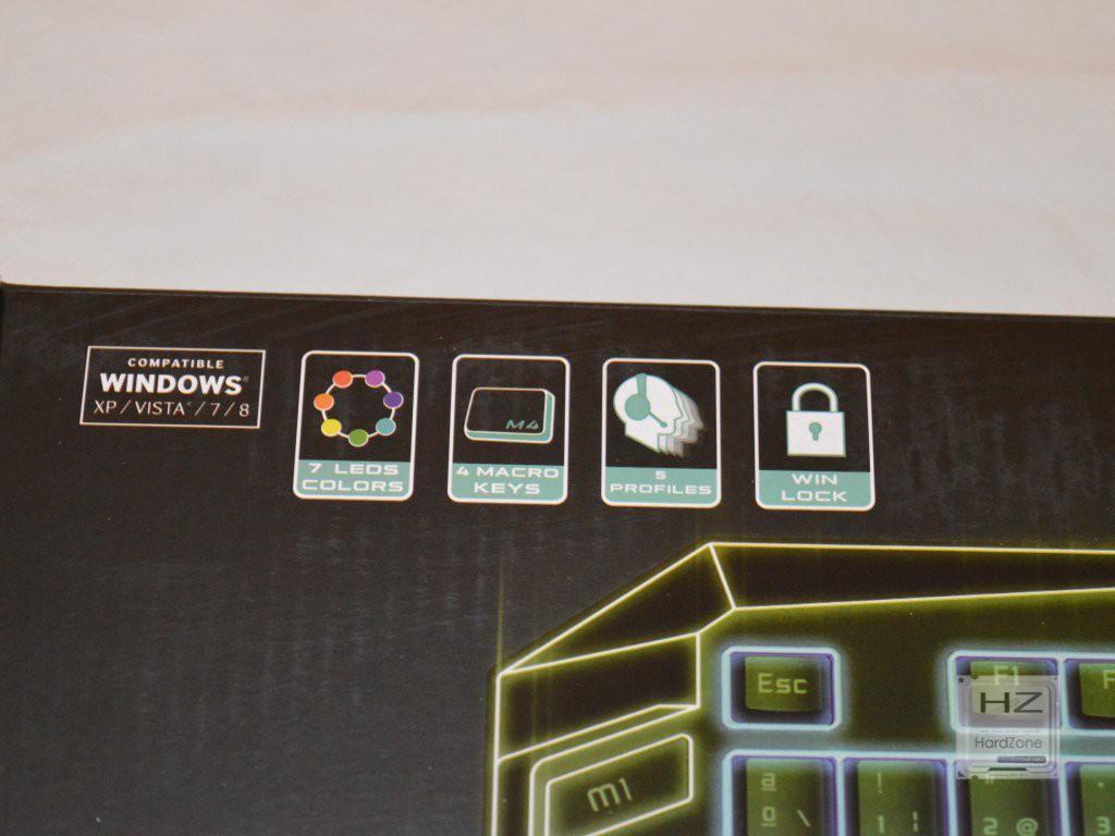 Nacon Gaming GK-500ES -002