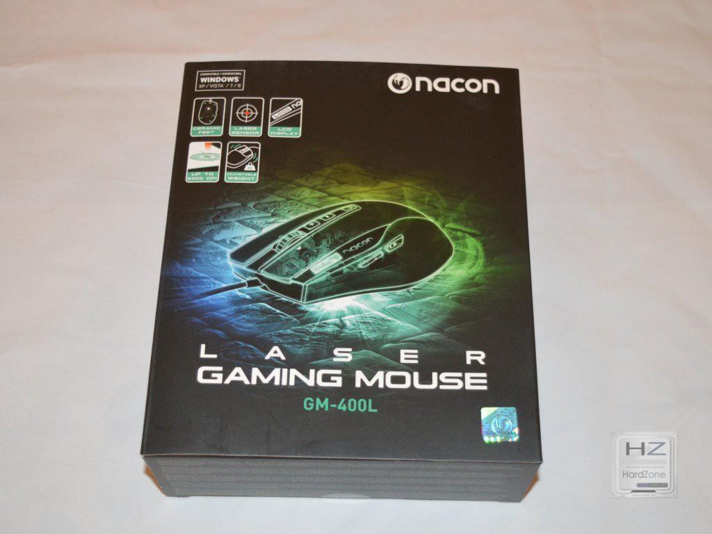Nacon Gaming GM-400L -001