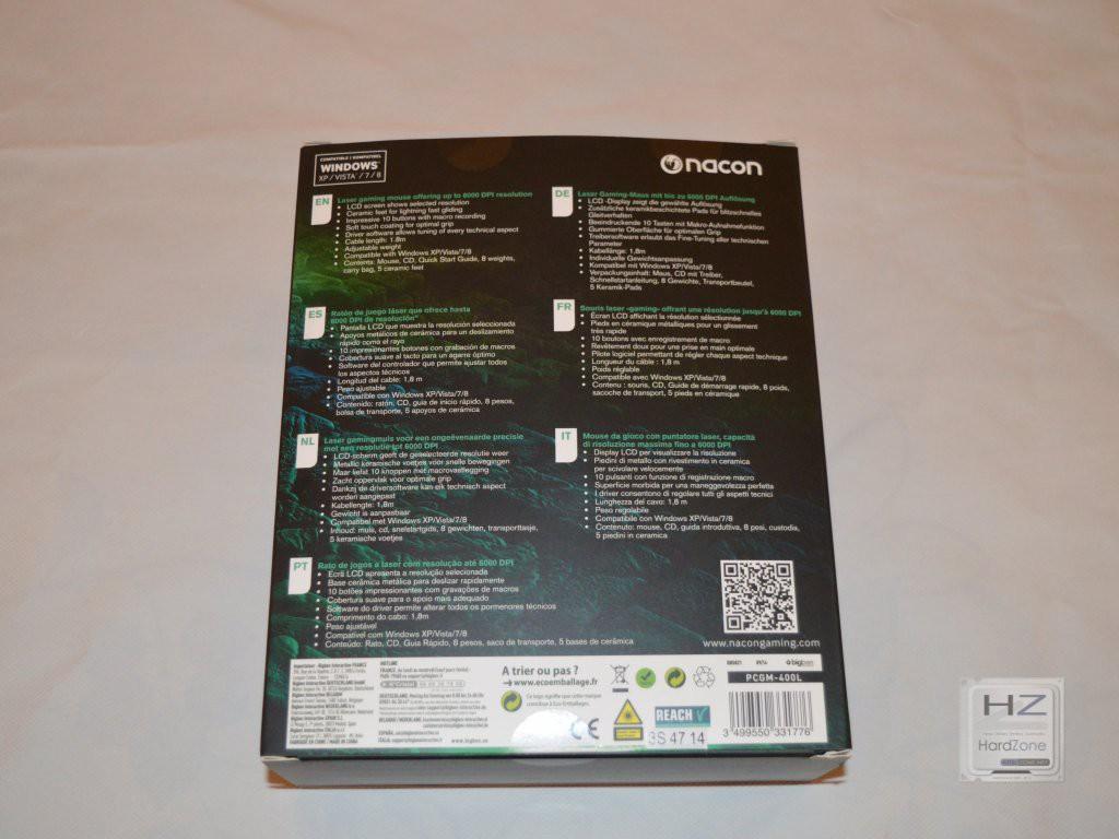 Nacon Gaming GM-400L -003