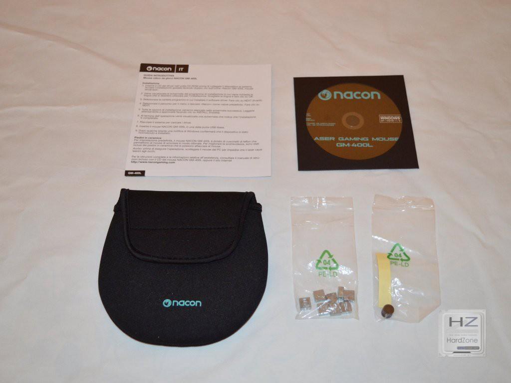 Nacon Gaming GM-400L -008