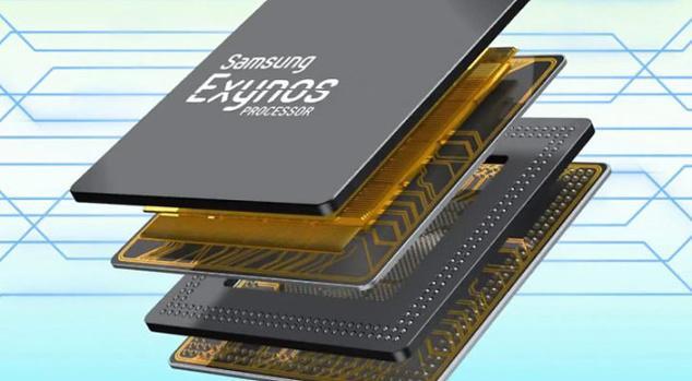 Samsung Exynos procesador