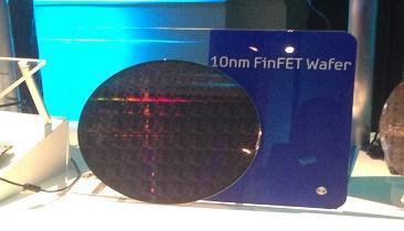 Samsung oblea de 10 nm finfet