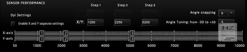4.- Sensor steps