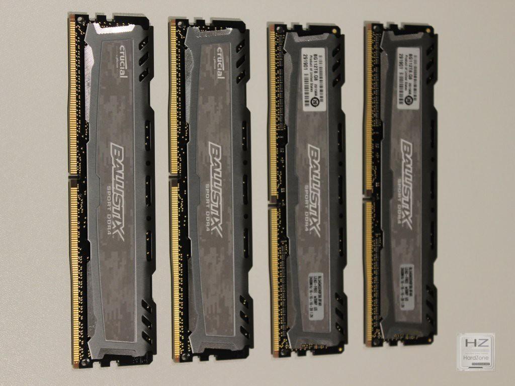 CRUCIAL BALLISTIX SPORT DDR4013