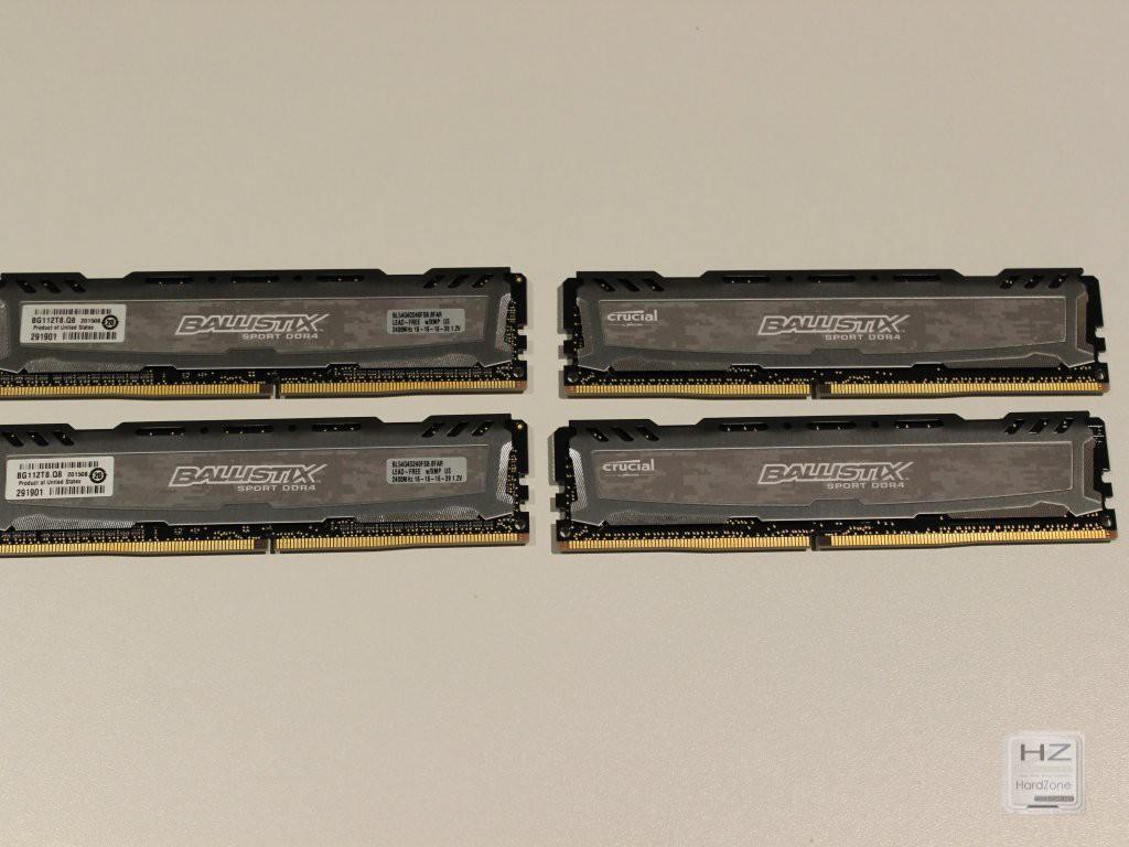 CRUCIAL BALLISTIX SPORT DDR4014