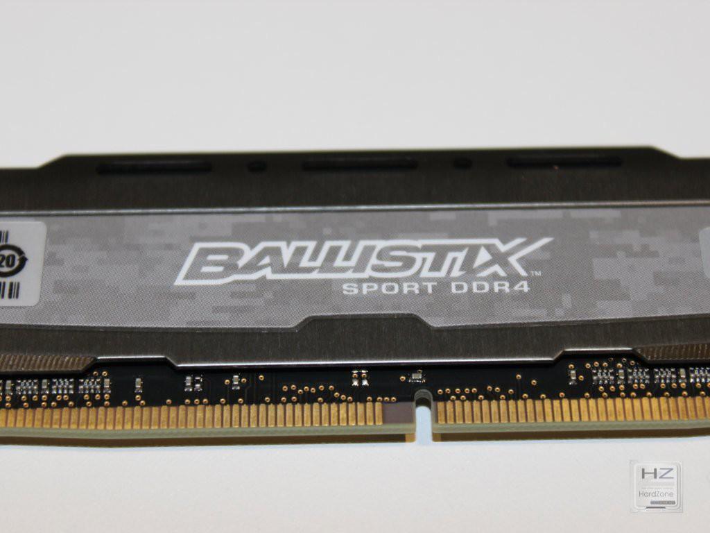 CRUCIAL BALLISTIX SPORT DDR4025