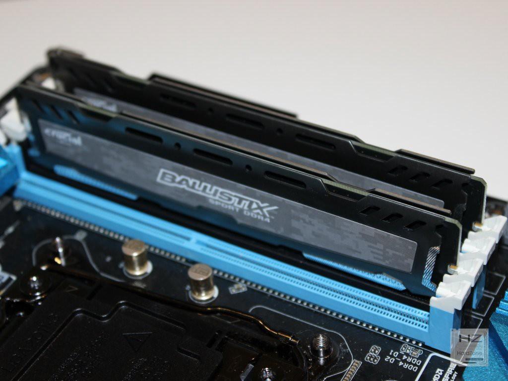 CRUCIAL BALLISTIX SPORT DDR4032
