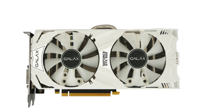 GALAX GeForce GTX 950 EXOC