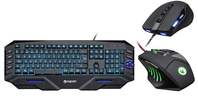 Nacon Gaming premios sorteo