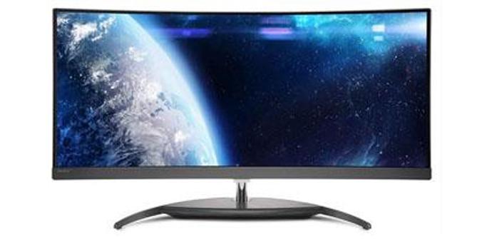 Resultado de imagen para Philips presenta su monitor ultrapanorámico
