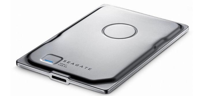Seagate 7mm Portable