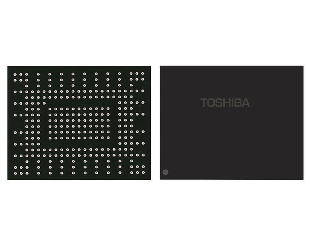 Toshiba NVMe SSD