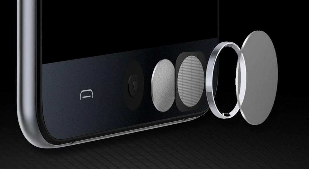UleFone Be Touch 2 sensor