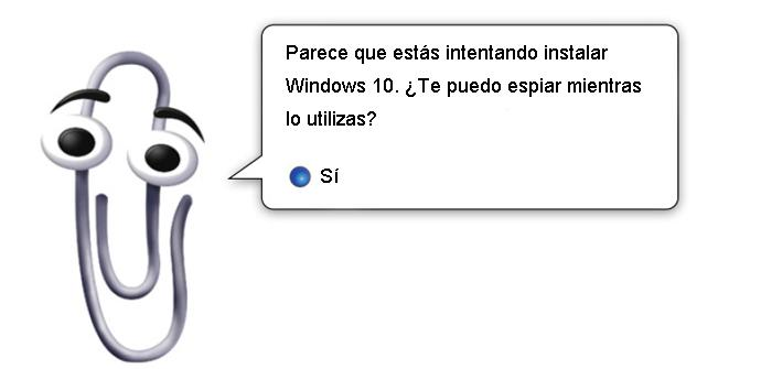 Windows 10 Clip Espía