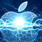 Apple vuelve a vender menos de lo esperado.