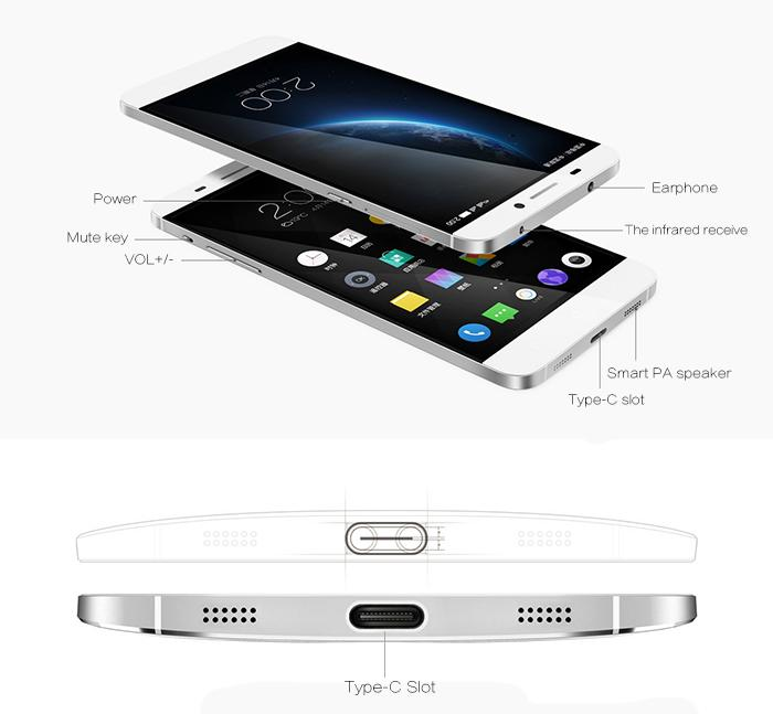 Letv One X600 USB Type-C