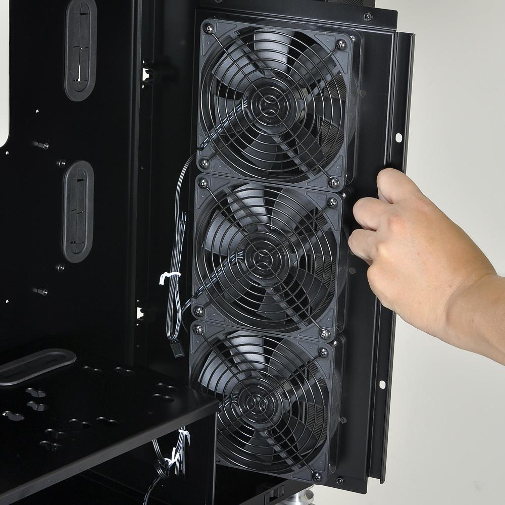 Lian Li PC-X510 radiador