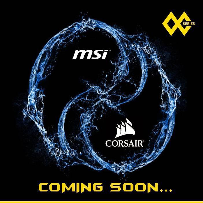 MSI Teaser Corsair