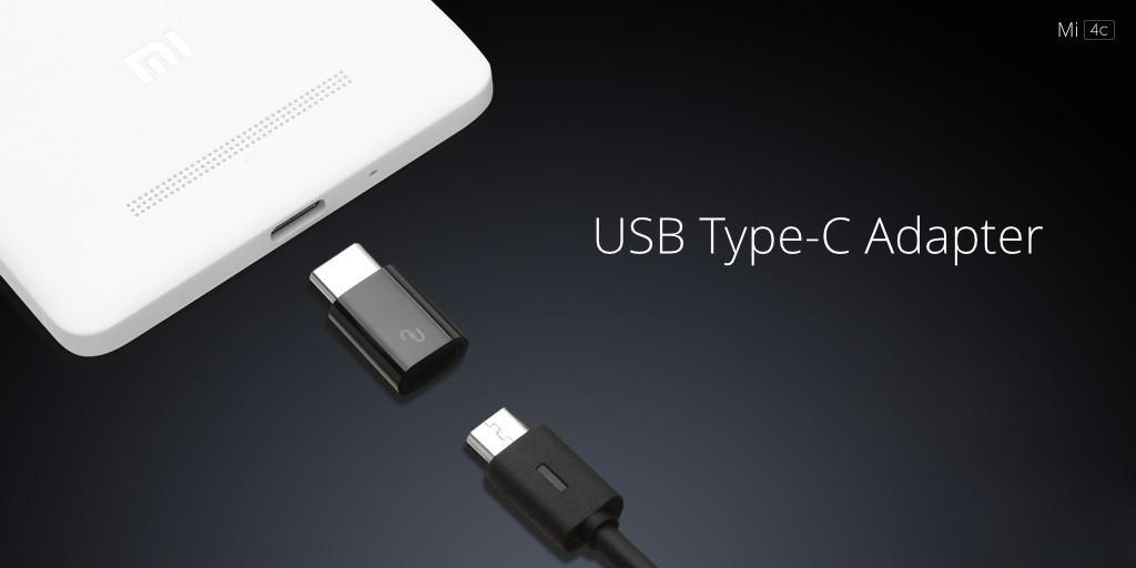 Mi4C USB type C
