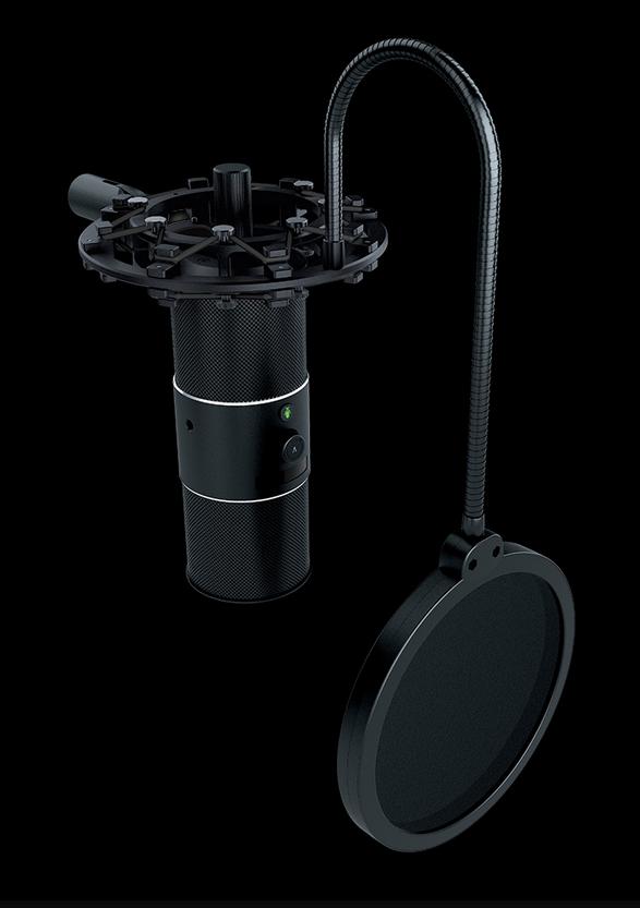 Razedr Seiren Pro 01