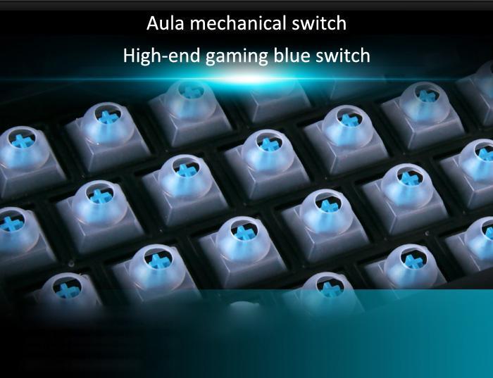 Aula Switch Blue