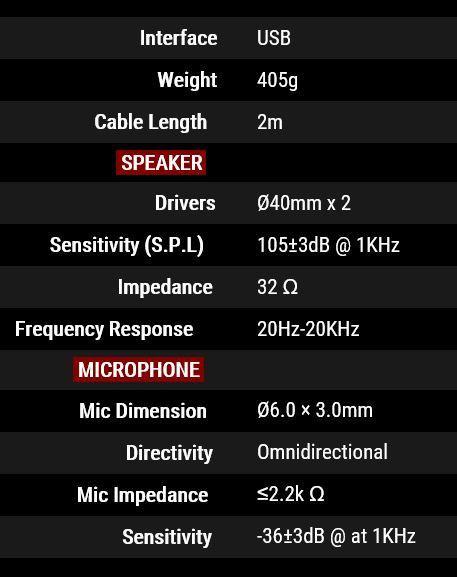 MSI DS502 specs