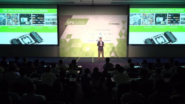 Nvidia Pascal GPU 2015 02