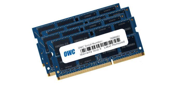OWC memoria iMac