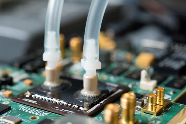 liquid cooling chip