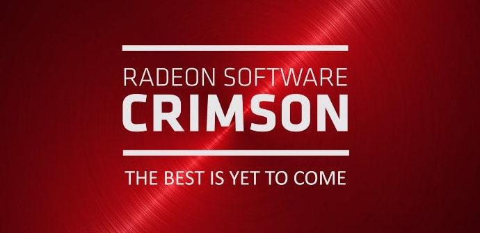 AMD Radeon Crimson logo